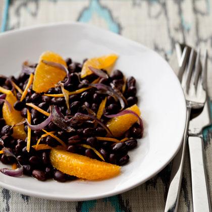 warm-black-bean-orange-salad Recipe