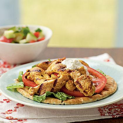 Chicken Shawarma Menu
