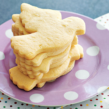 Easy and fast sugar cookie recipes