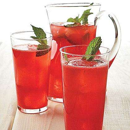 Raspberry Sparklers Recipe