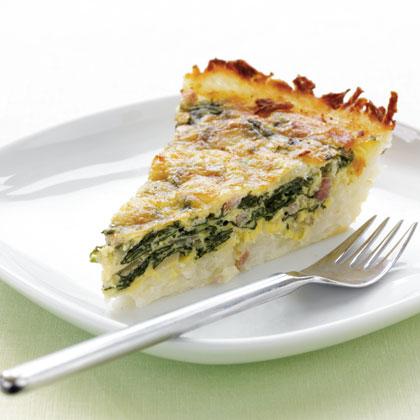 spinach-quich