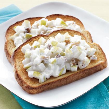 toast-walnut-pear Recipe