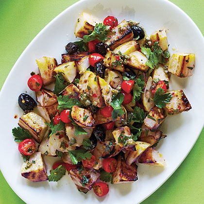 Grilled Potato SaladRecipe