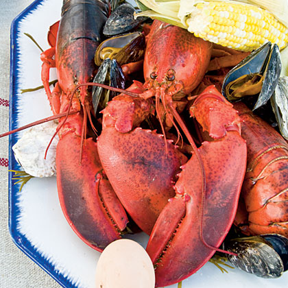 Summer Lobster BakeRecipe