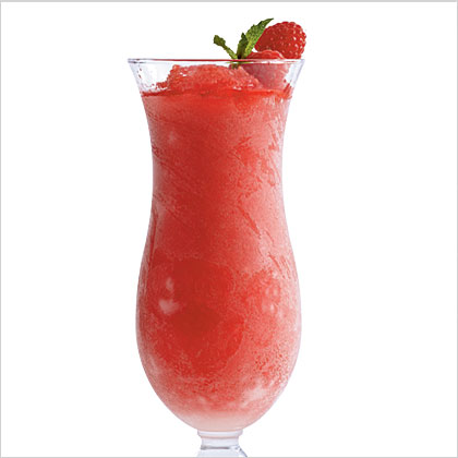 Frosty Raspberry-Lime Margarita Recipe