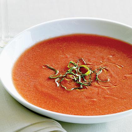 Heirloom Tomato SoupRecipe