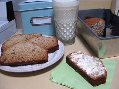 Family Connection: Banana Bread