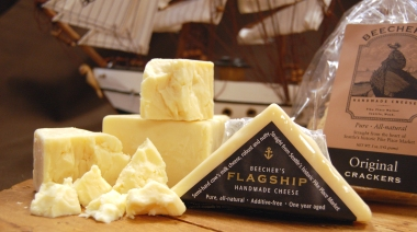 Pure Flavor: Beecher's Handmade Cheese