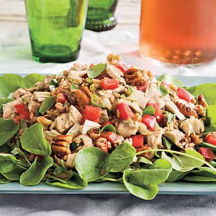 Chicken-and-Wild Rice SaladRecipe