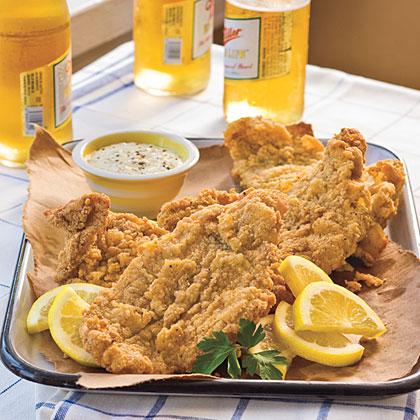 <p>Classic Fried Catfish</p>