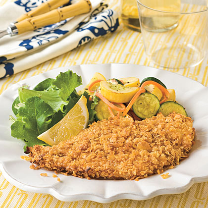 Crispy Oven-Fried Catfish