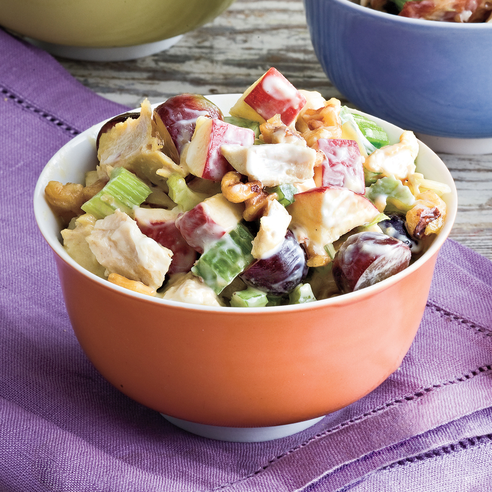 Waldorf Chicken Salad Recipe Myrecipes