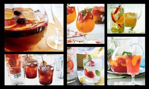 Refreshing Summer Sangria