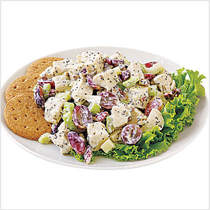 Chicken Salad with Grapes and Pecans Recipe