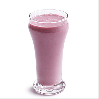Berry and Banana SmoothiesRecipe