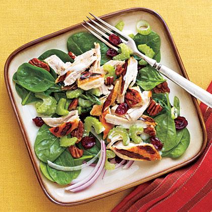 Easy Grilled Chicken Salad
