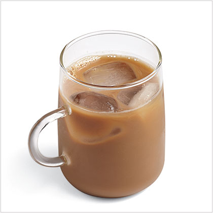 Iced Mexican Latte