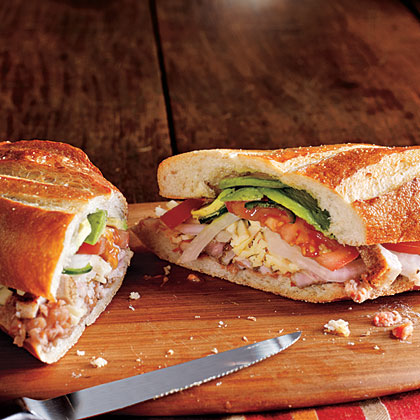 Seared Pork Tortas Recipe