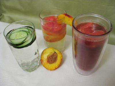 Tasty Water Alternatives