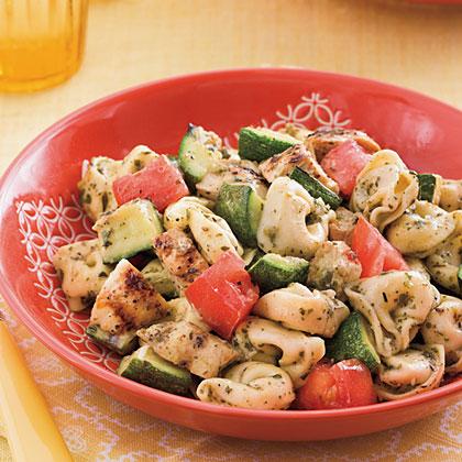 Recipes for chicken tortellini pasta