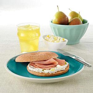 Ham with Pineapple Cream Cheese Recipes