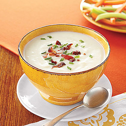 Mashed Potato SoupRecipe