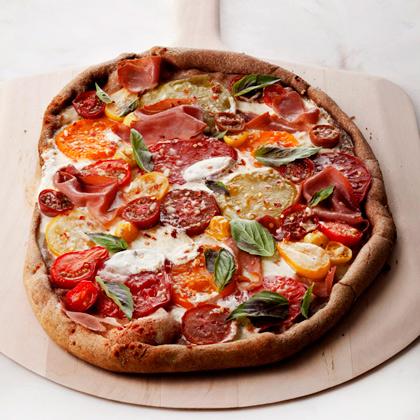 basil-tomato-pizza