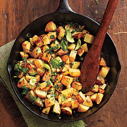 Herbed Potatoes