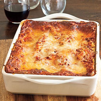 Vanessa's Make-Ahead Beefy Lasagna Recipe