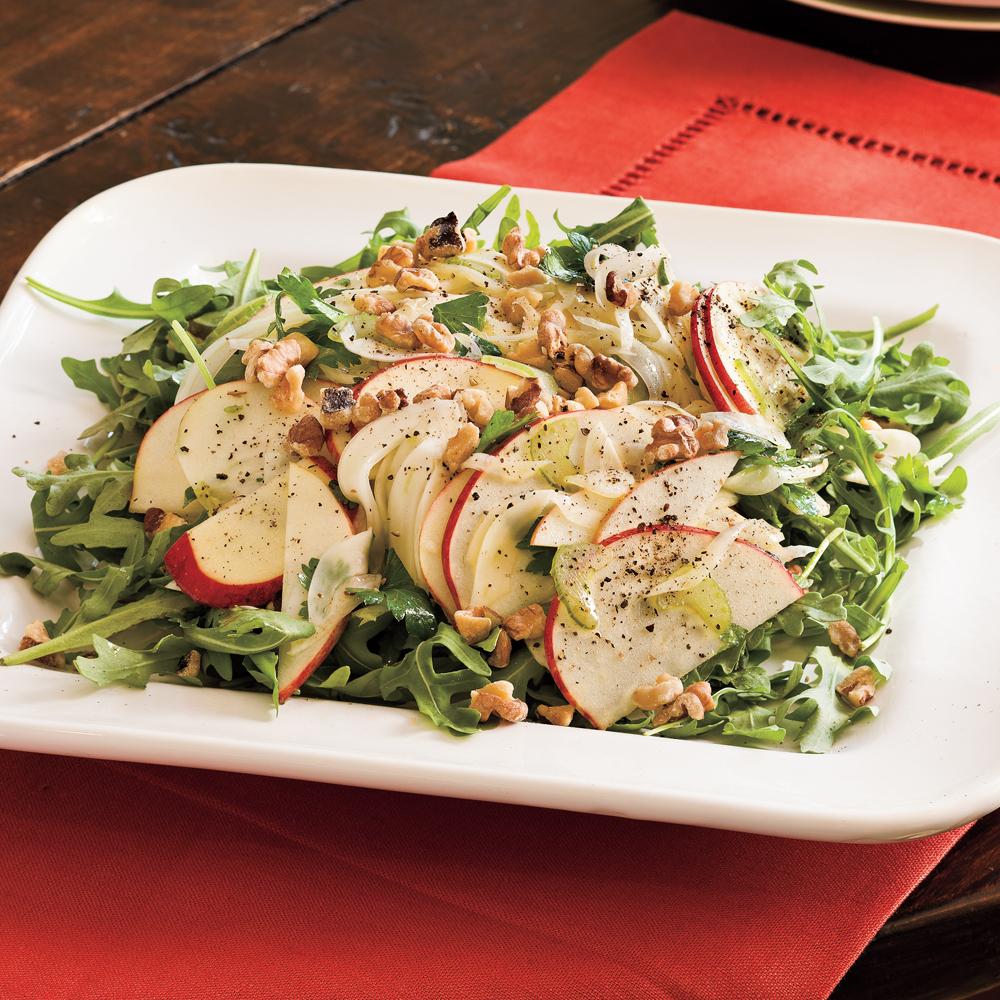 Marian's Apple-Fennel Salad Recipe