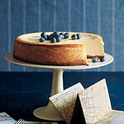 New York Cheesecake Recipe - 0 | MyRecipes