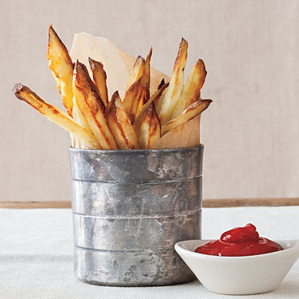From-Scratch Oven Fries