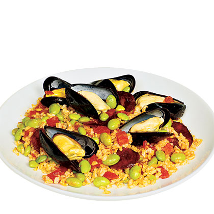 Quick Paella Recipe