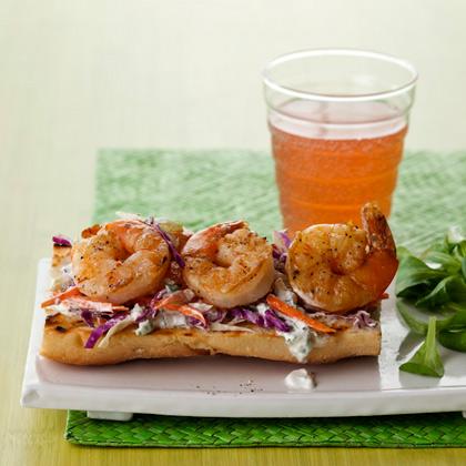 shrimp-tartines-slaw
