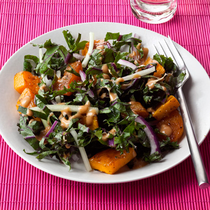squash-kale-salad
