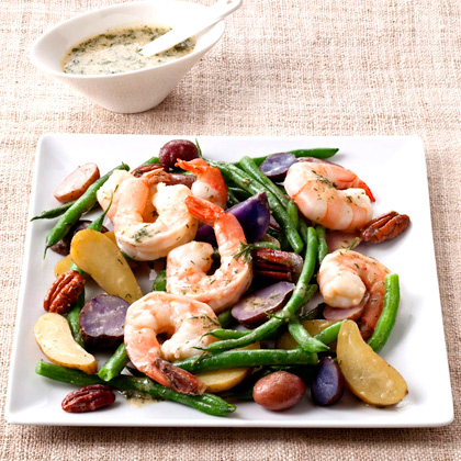 string-bean-potato-shrimp Recipe
