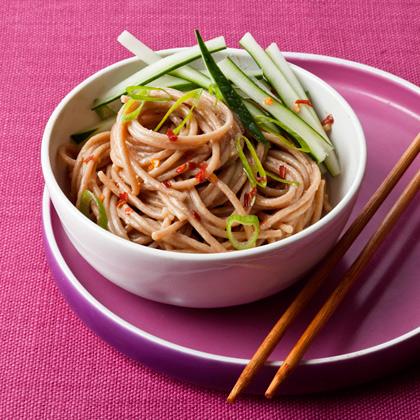 warm-peanut-sesame-noodle Recipe
