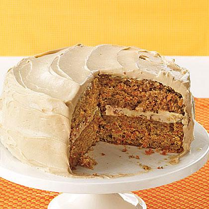 Classic Carrot Layer Cake Recipe