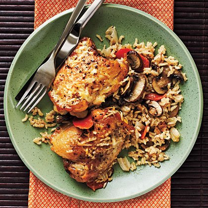 Chicken and RiceRecipe