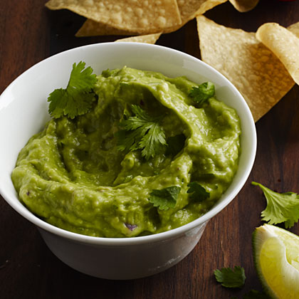 Easy Guacamole Recipe | MyRecipes.com