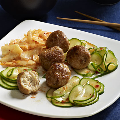Korean MeatballsRecipe