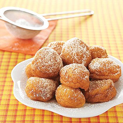 Lemon-Ricotta Beignets