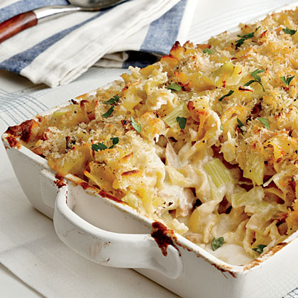 Tuna noodle casserole v for Tuna fish casserole recipe
