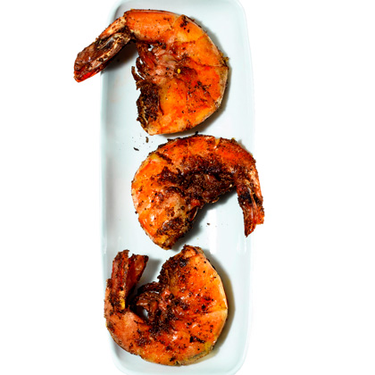 <p>Salt and Pepper–Spiced Shrimp</p>