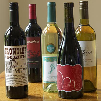 Non-Vintage Wines</p><p>