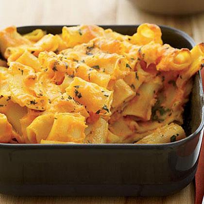 Carrot Macaroni and Cheese