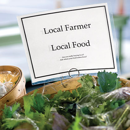 10. Join a CSAIf your schedule doesn't allow for a trip to the market, consider joining Community Supported Agriculture. You'll receive regular deliveries of locally grown produce in its prime.