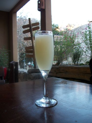 Labor Day Cocktail: Pisco Sour