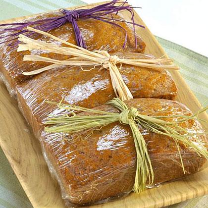 Carrot Cake Mini Loaves