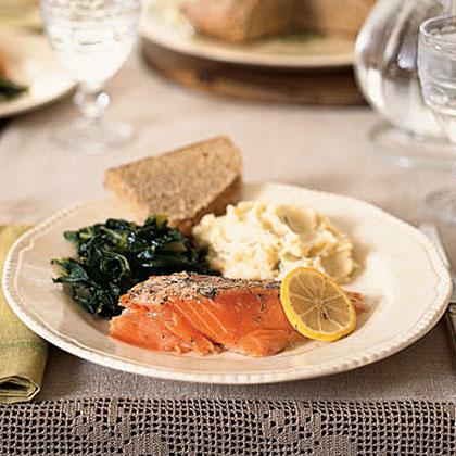 St. Patrick's Day Dinner Menu